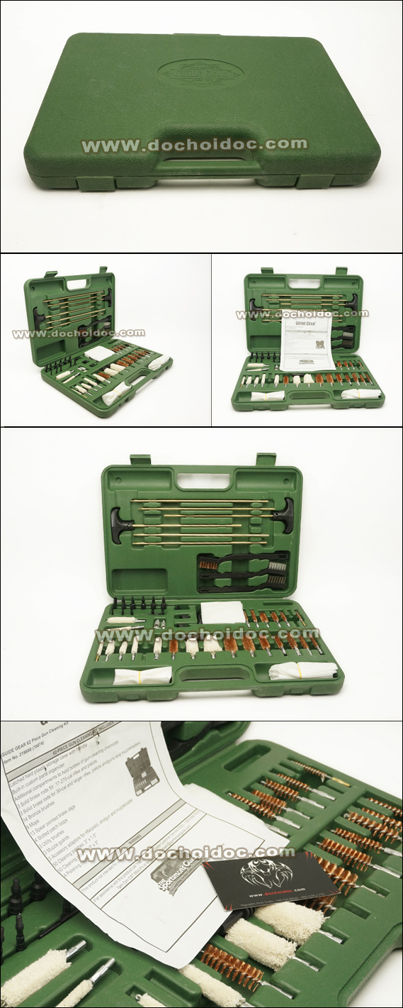 Guide-Gear-Gun-Cleaning-Kit C