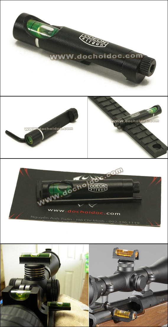 SCOPE-LEVELING-ODEON-Airgun C